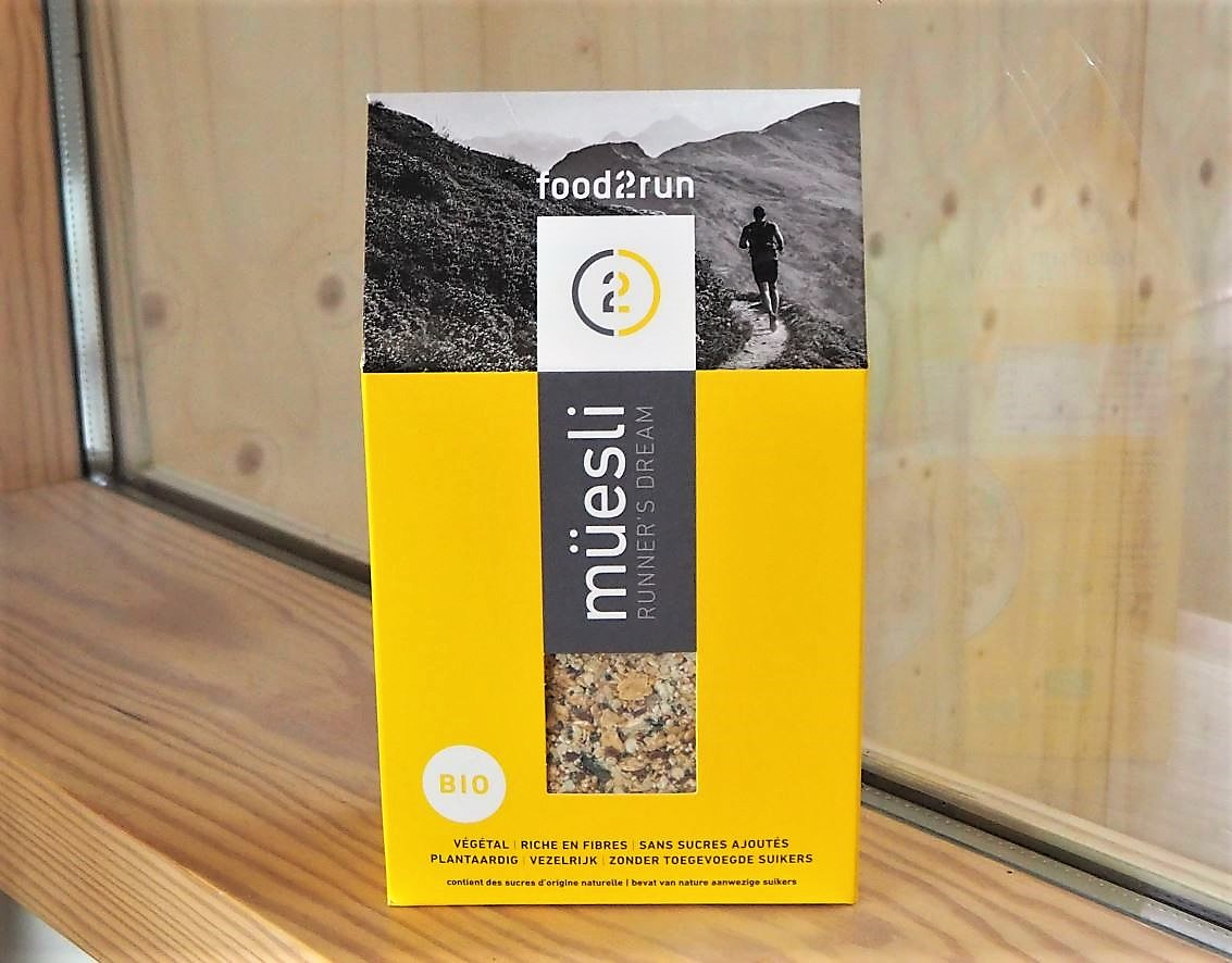Muesli Food2Run